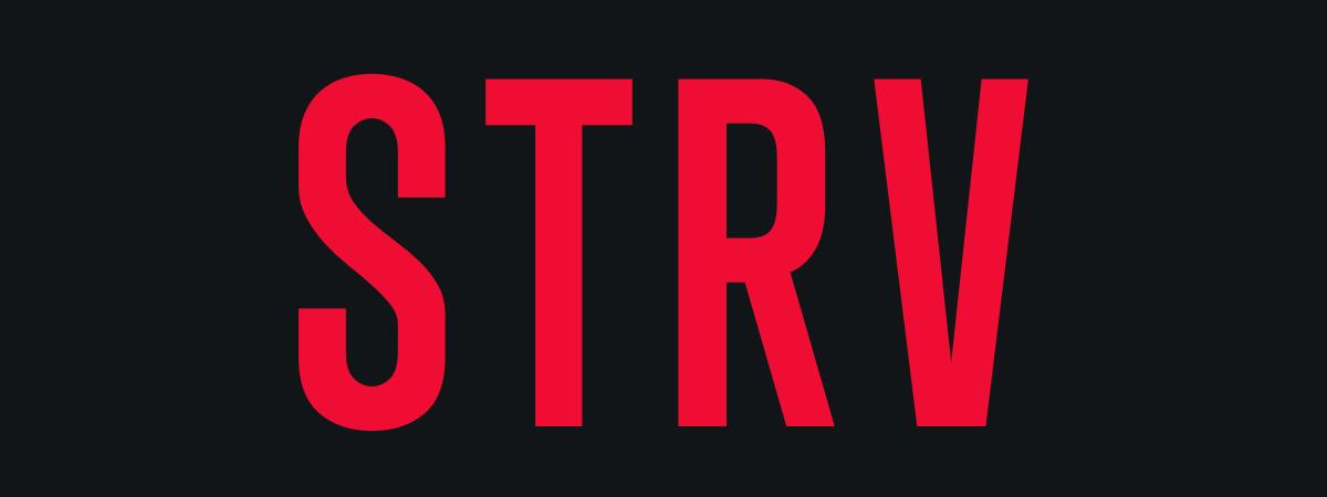 STRV logo