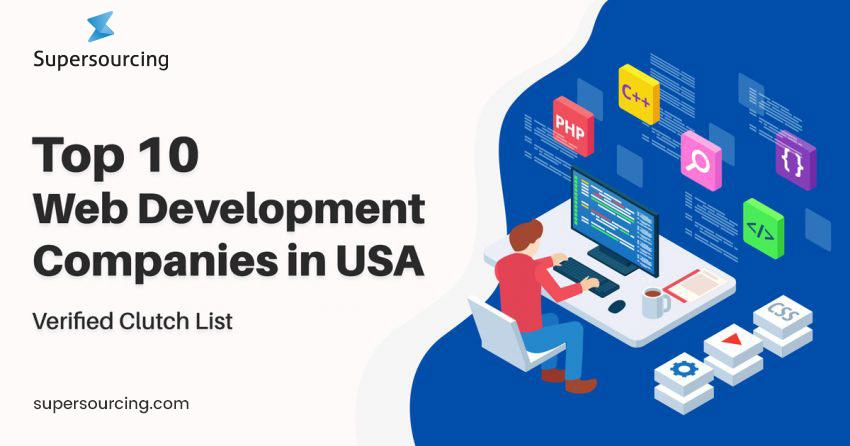 web development companies in US