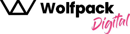 wolfpack digital a leading web development company in UK