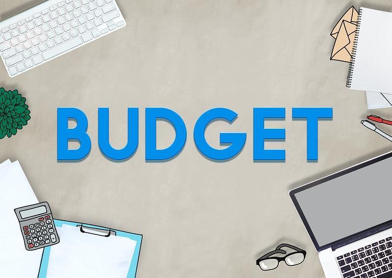 Budget for a Healthcare App