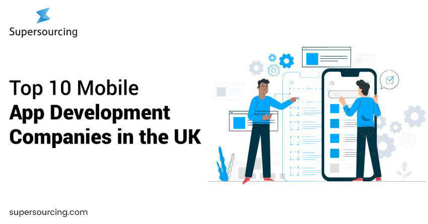 app development companies in the UK