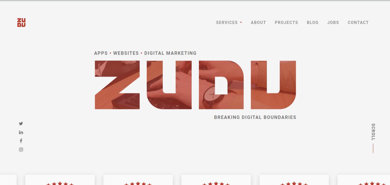 Zudu is one of the leading App development companies in UK