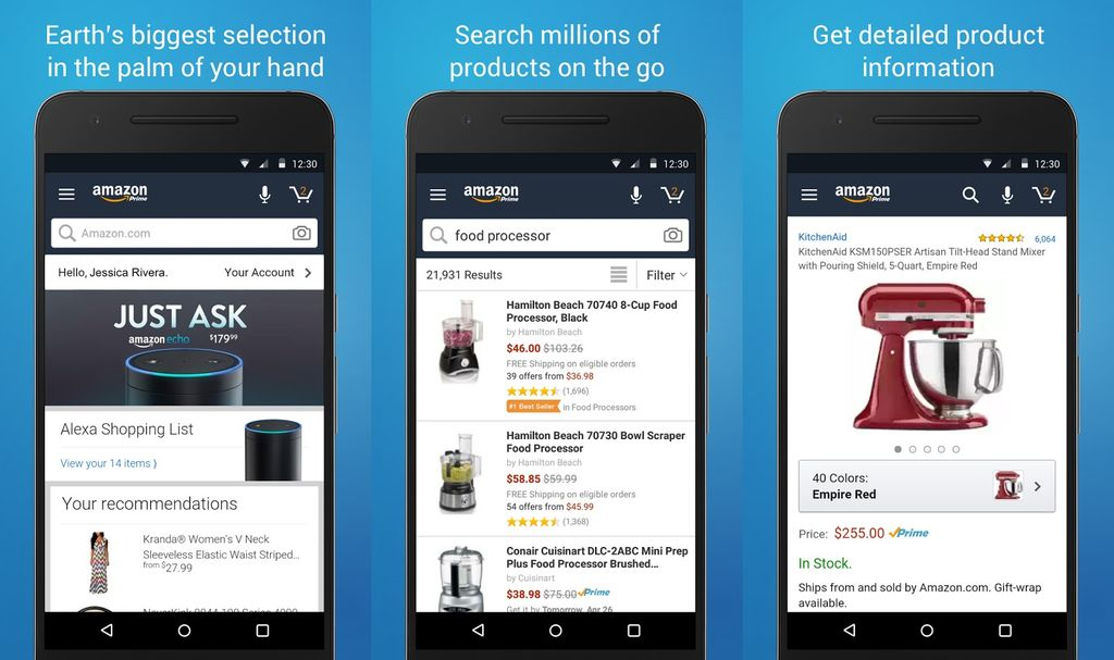 best apps for online purchase