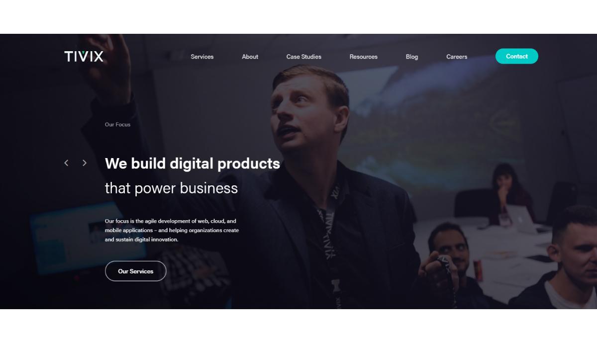 Website Development Companies in the UK