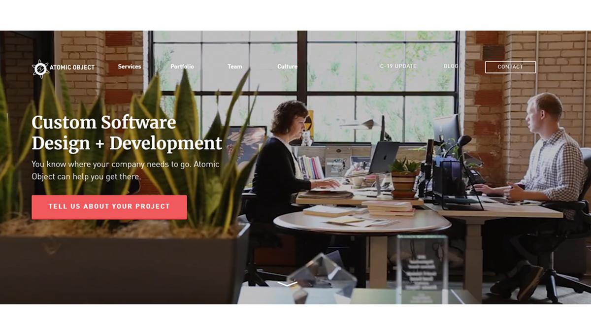 Atomic Object Mobile App Development Company