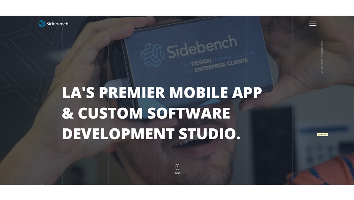 Sidebench Mobile App Development Company