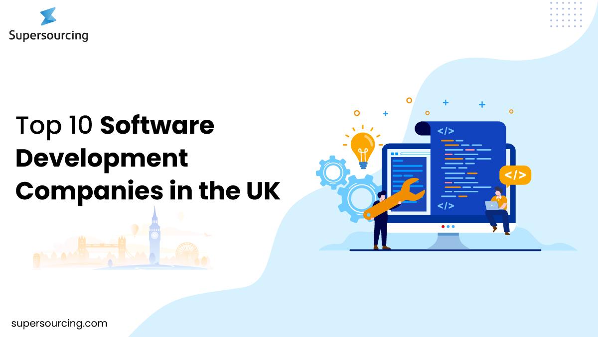 Software Development Companies in the UK