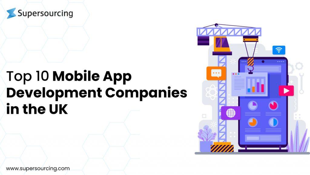 Mobile App development companies in the UK