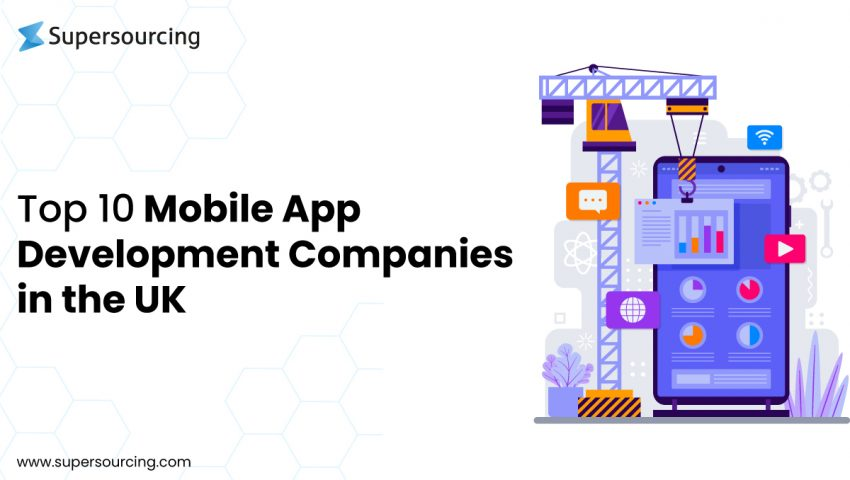 Mobile App development companies in the UK