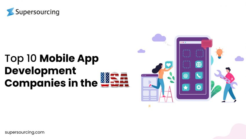 Mobile App Development Companies in the USA