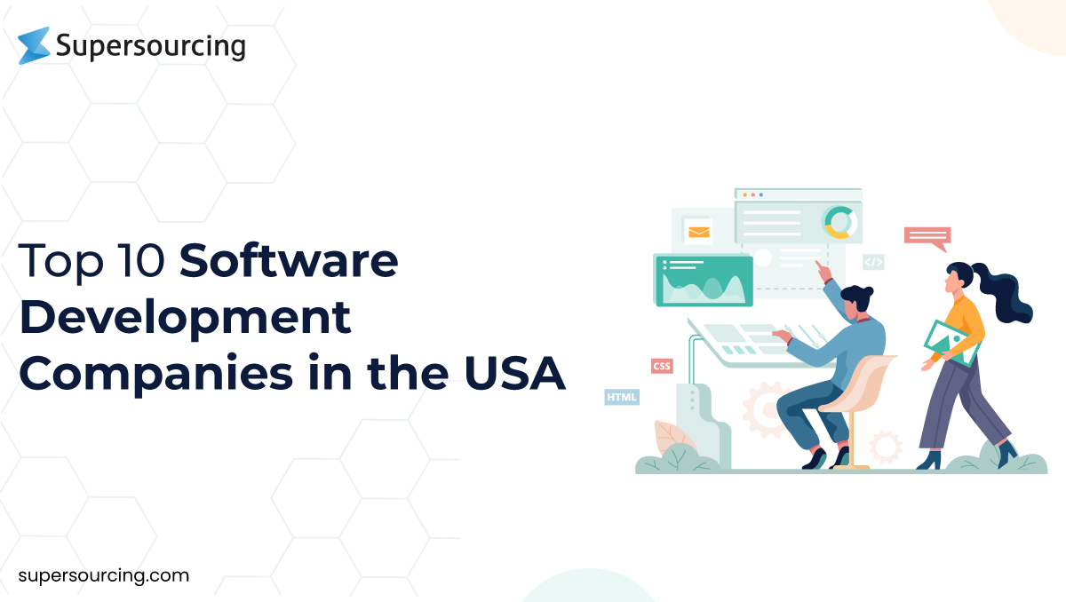 Software Development Companies in the USA