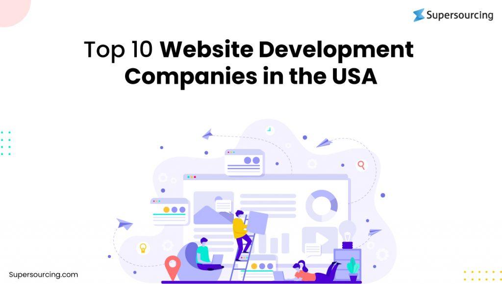website development companies in the USA