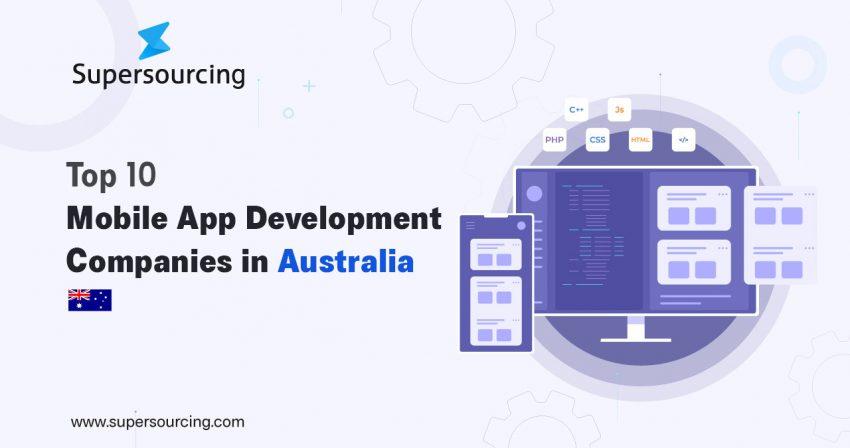 Mobile App Development Companies in Australia
