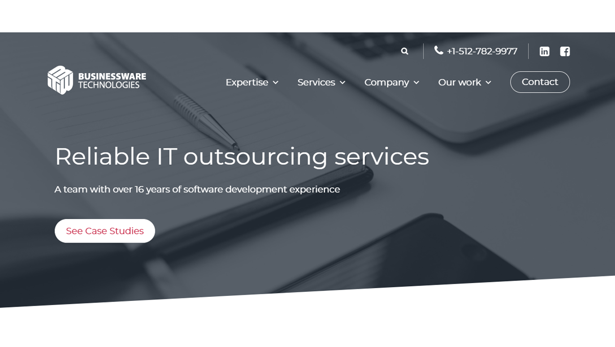 Software Development Companies in Australia: Businessware Technologies