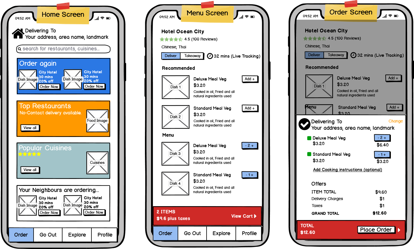 Build a Food Ordering App like Zomato