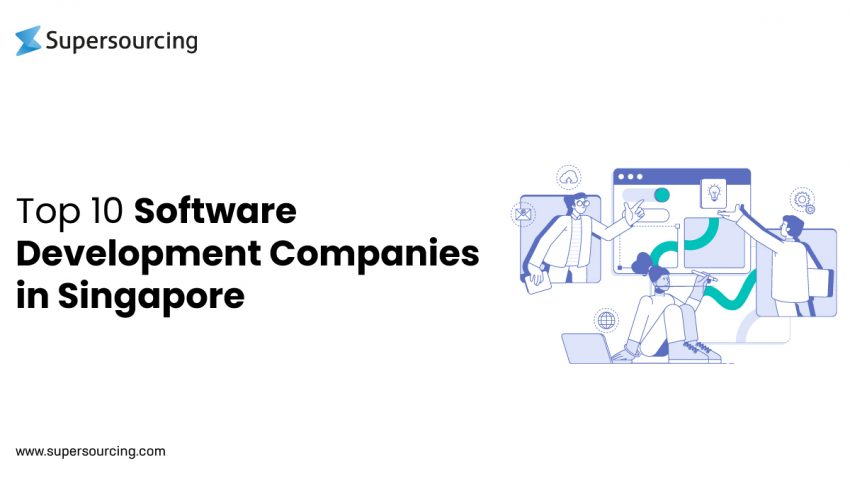 software development companies in Singapore
