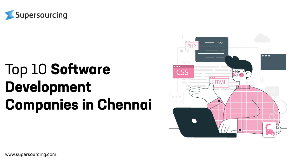 Software Development Companies in Chennai