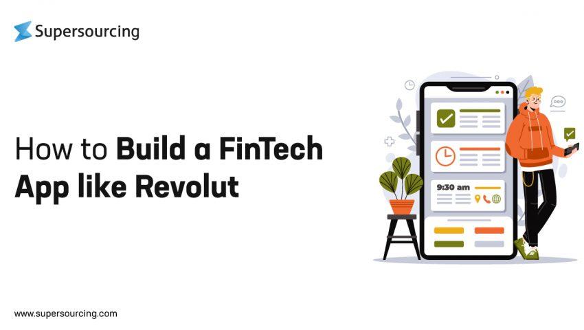 build a FinTech app like Revolut