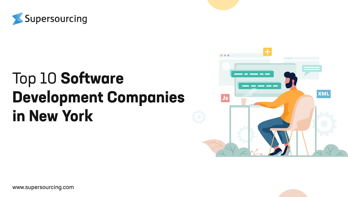 Software Development Companies in New York