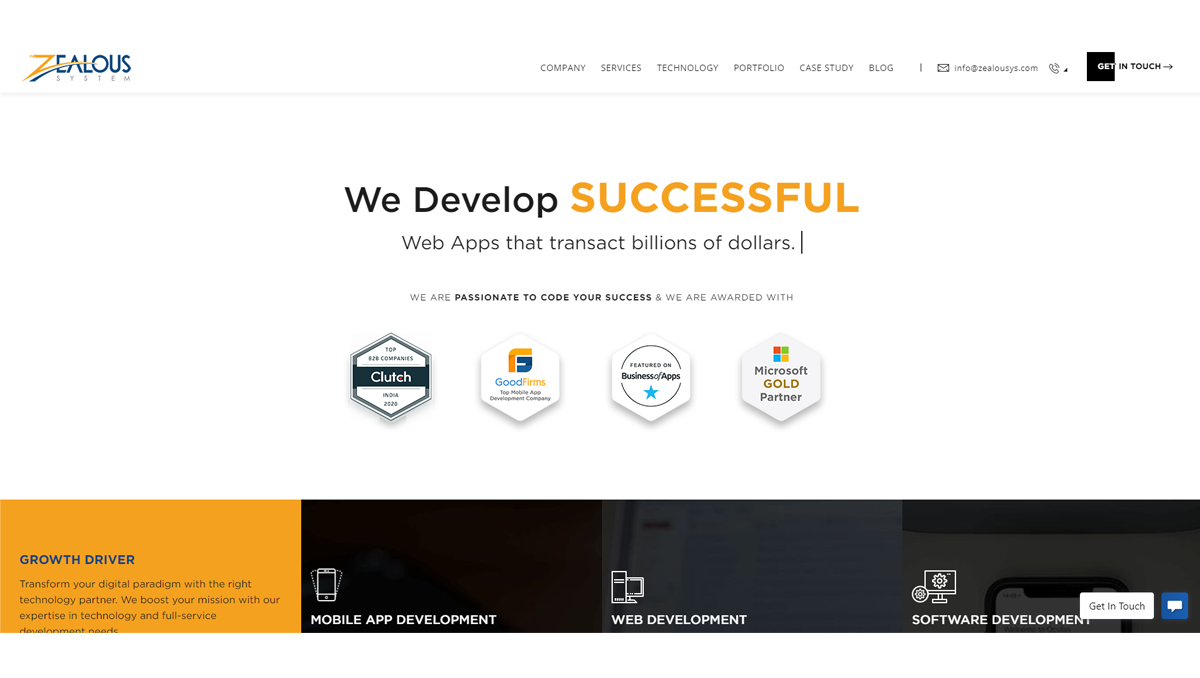 Software Development companies in Ahmedabad