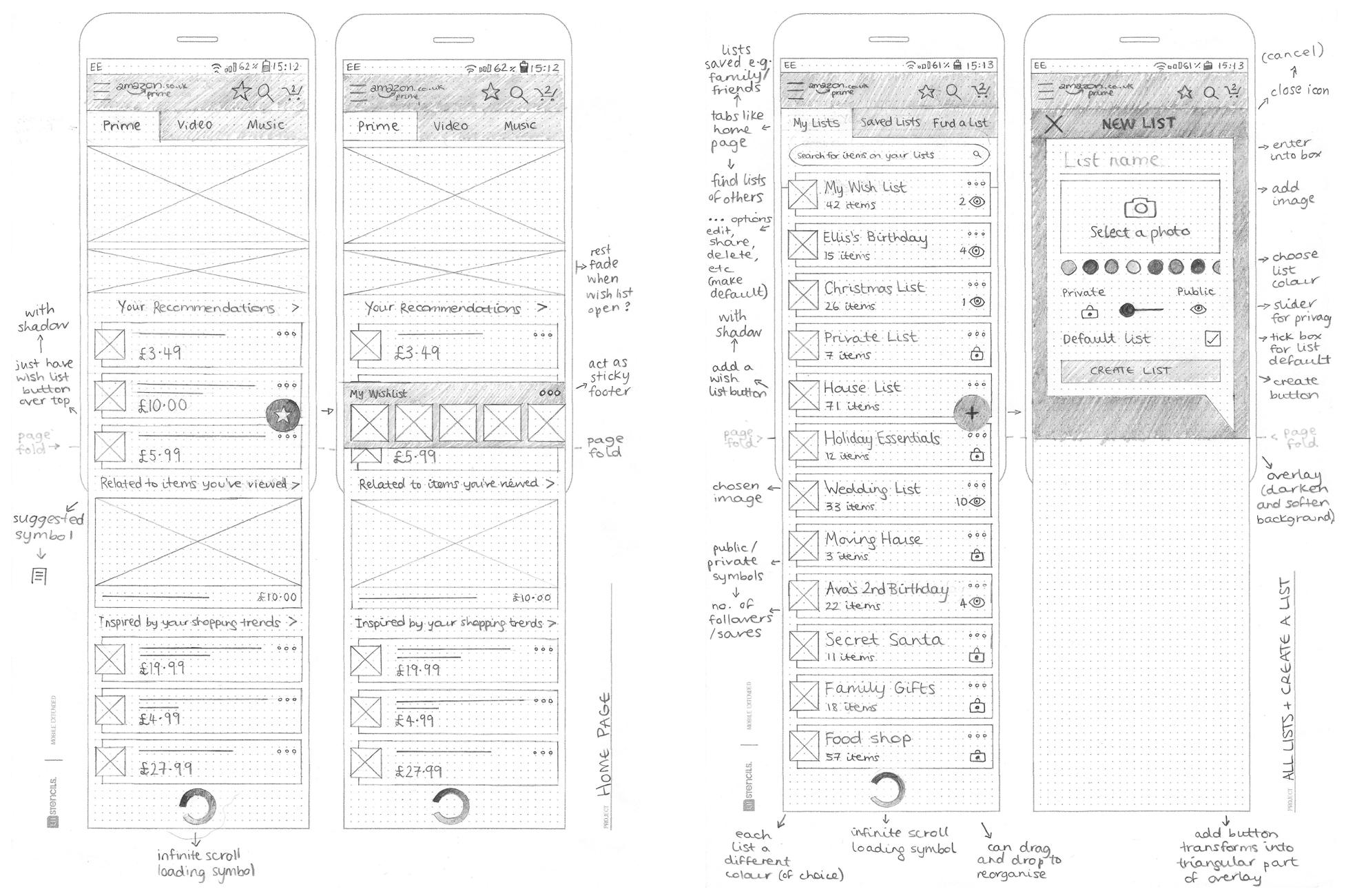 build an e-commerce app like amazon