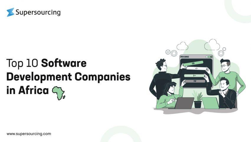 software development companies in Africa