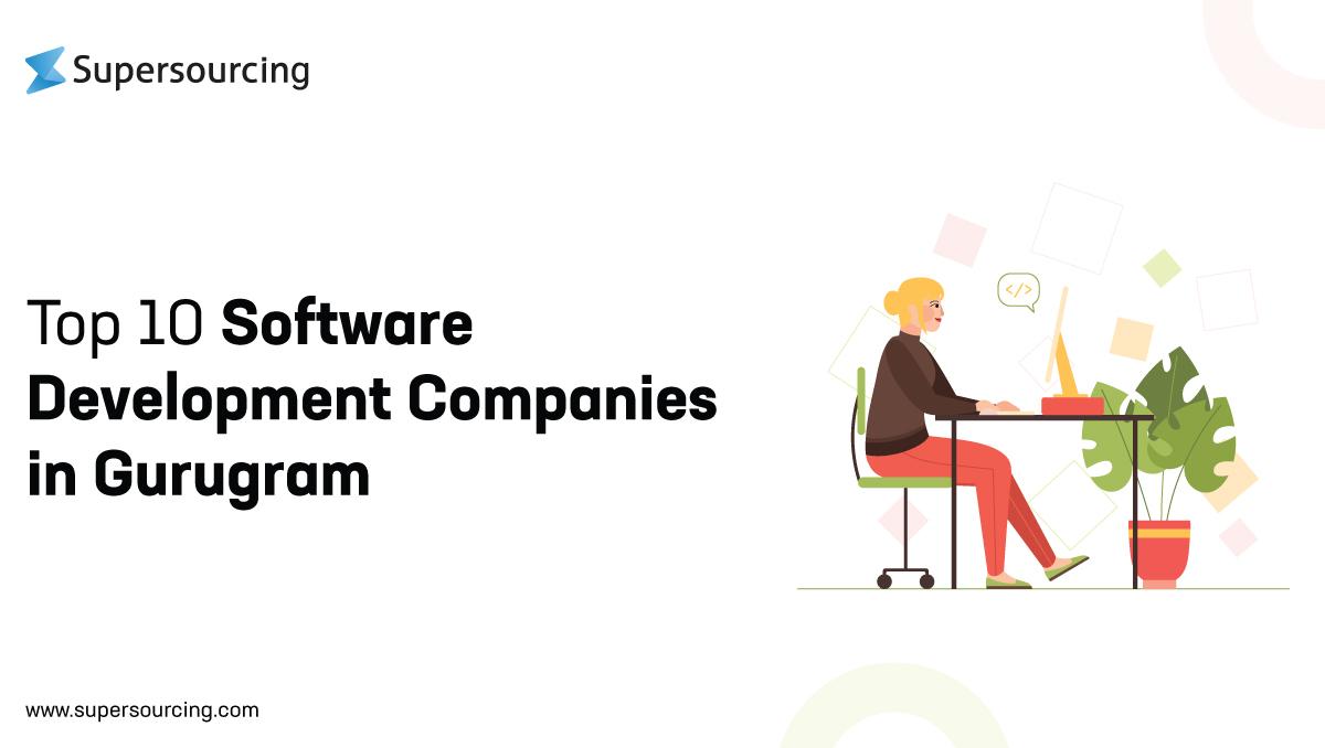software development companies in Gurugram