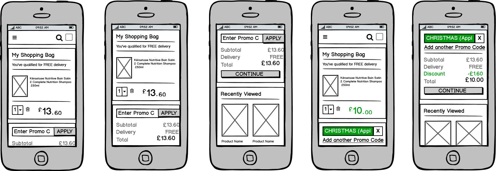 e-commerce app like amazon