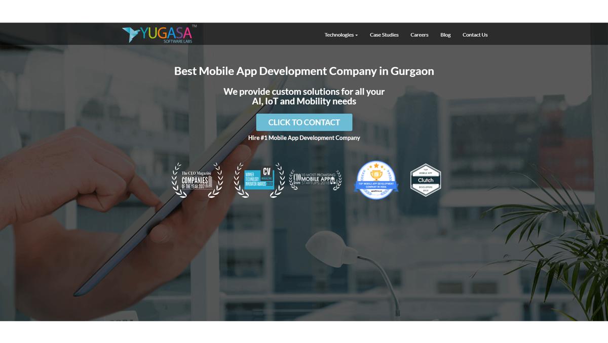 top 10 software development companies in Gurugram