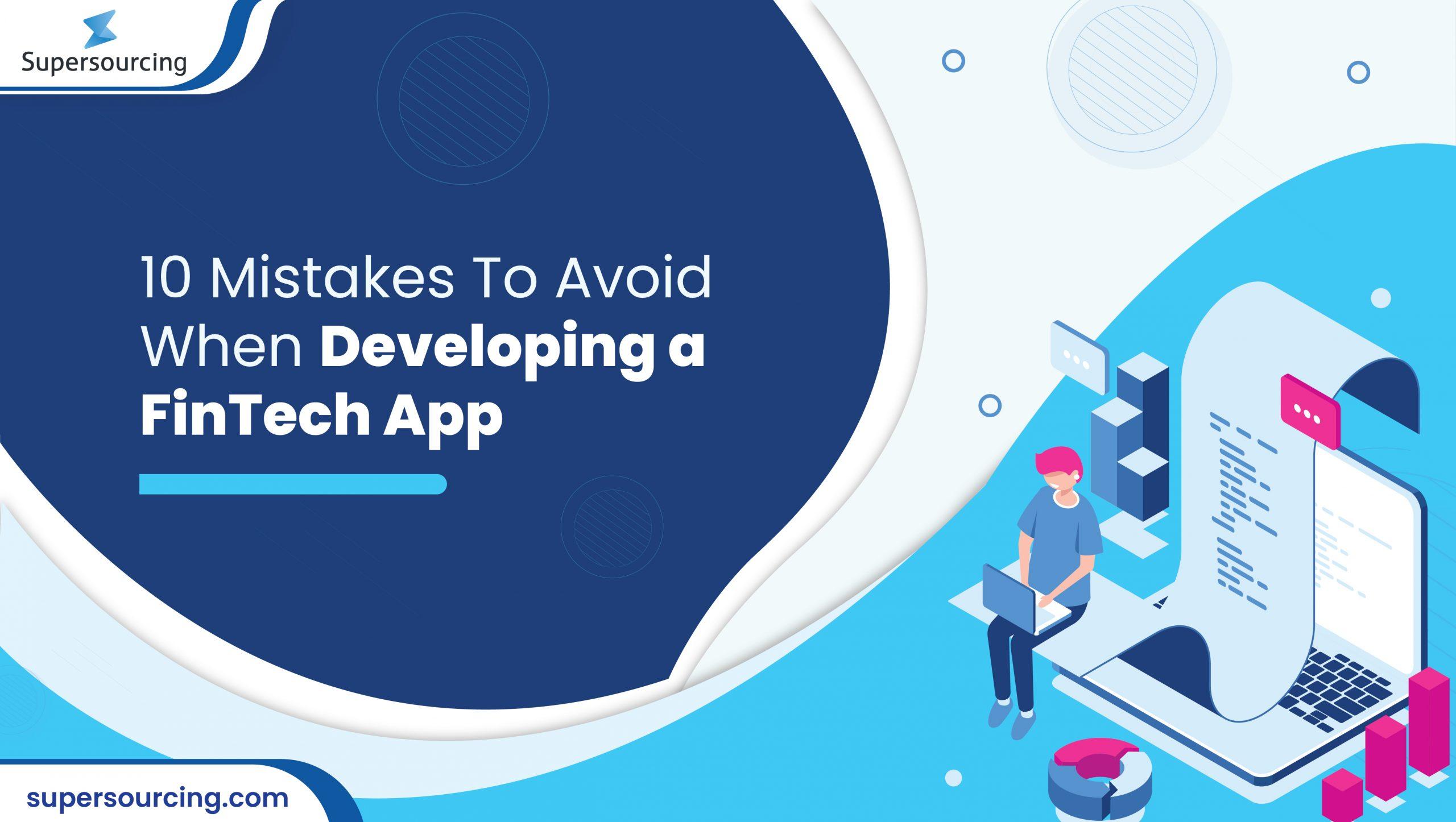 developing a fintech app