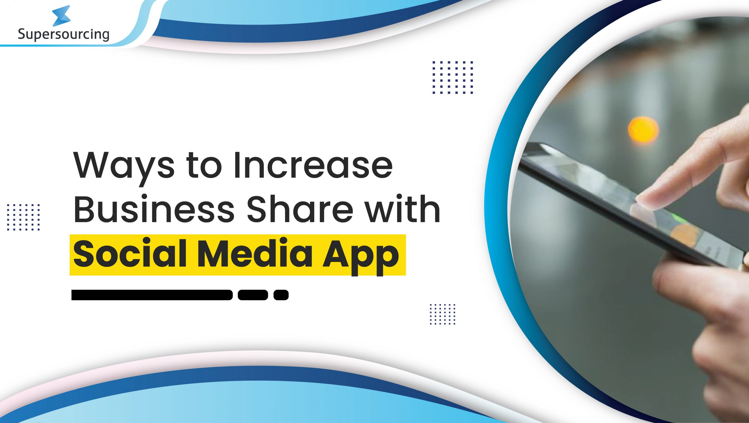 increase business share