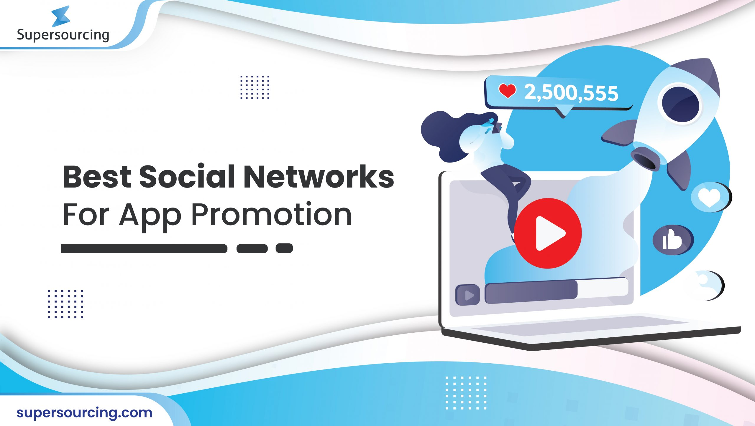 Social Networks for app promotion