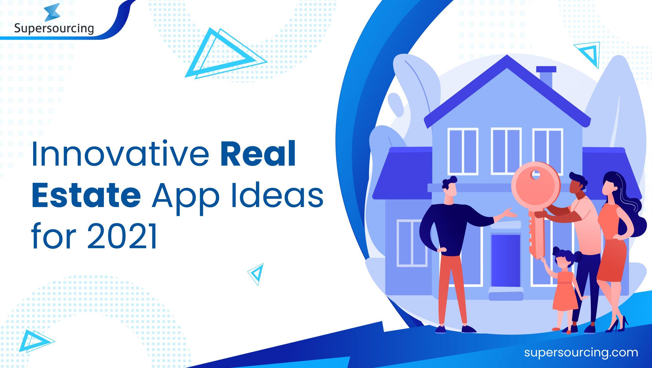 innovative real estate app ideas