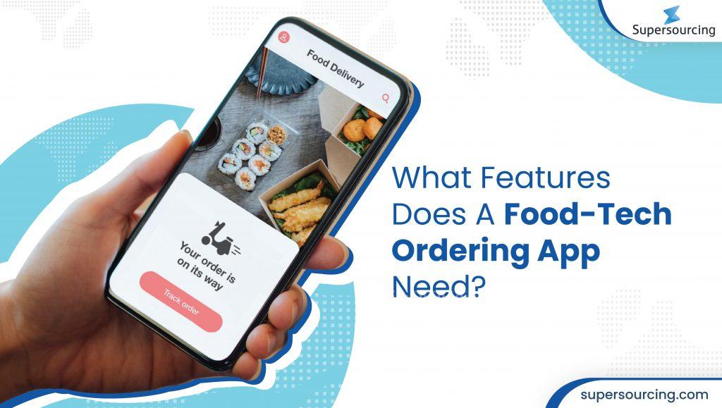 foodtech ordering app