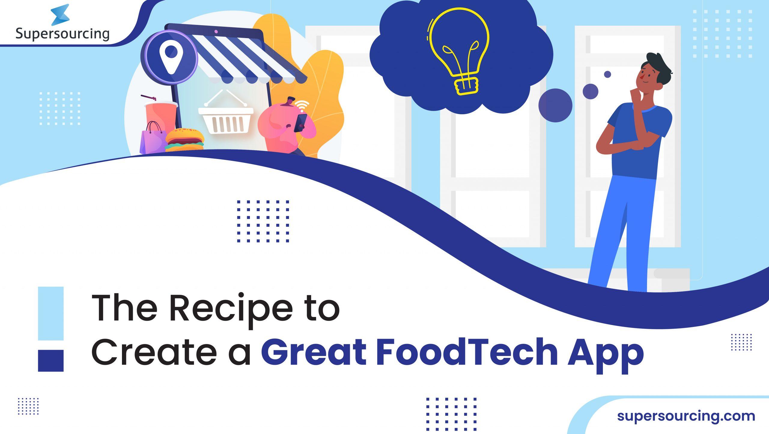 foodtech app
