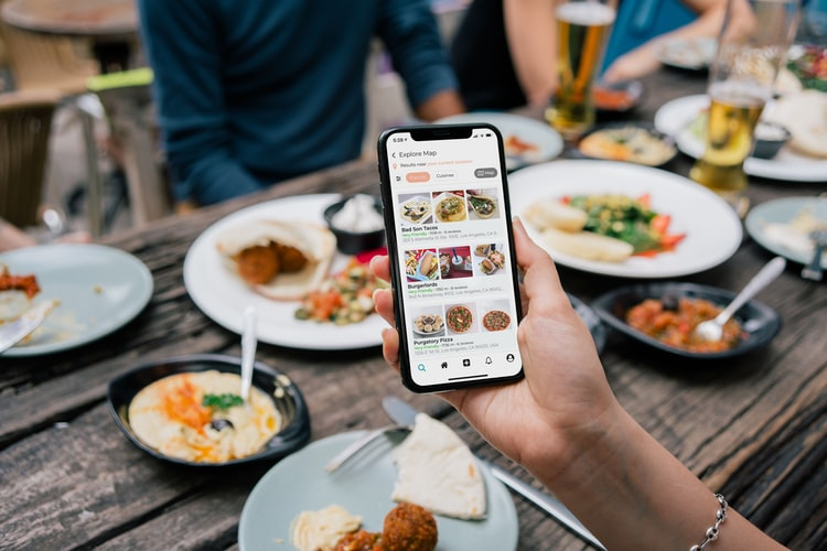 food delivery app development companies