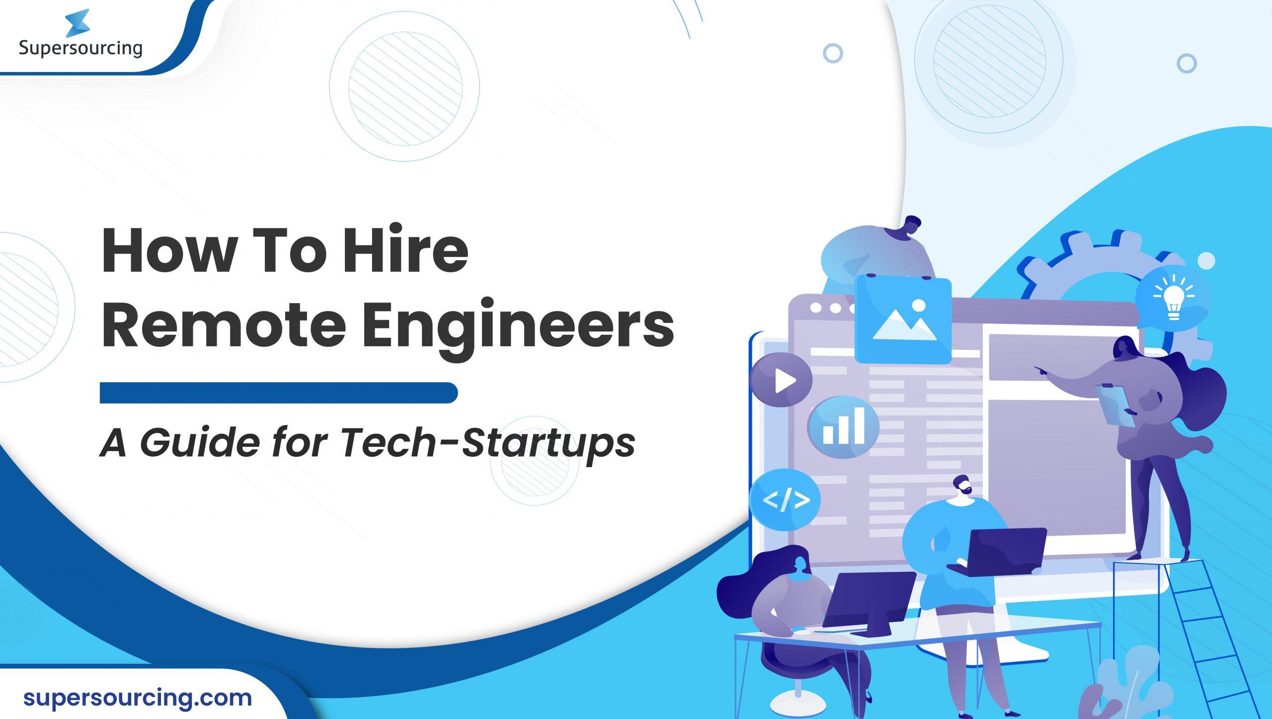 hire remote engineers