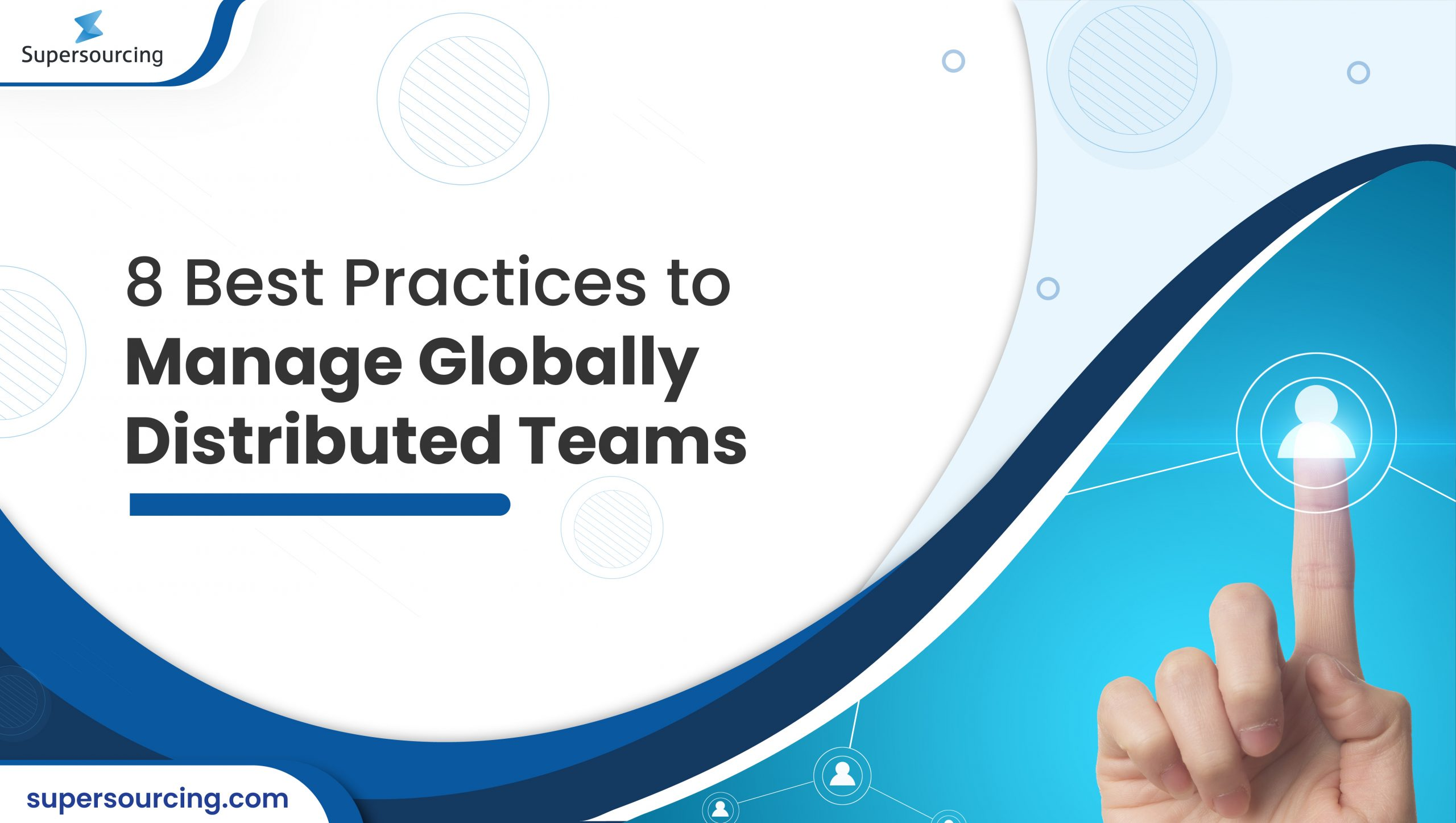 manage globally distributed teams