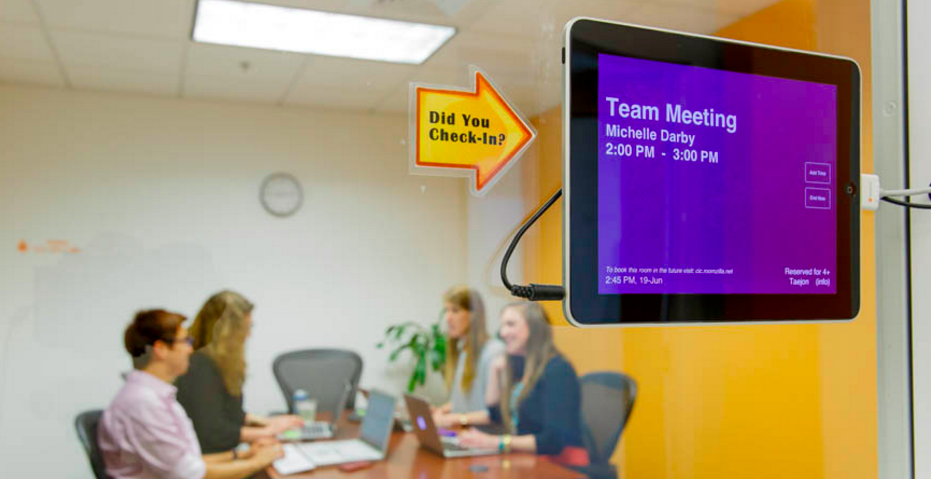 meeting room booking system