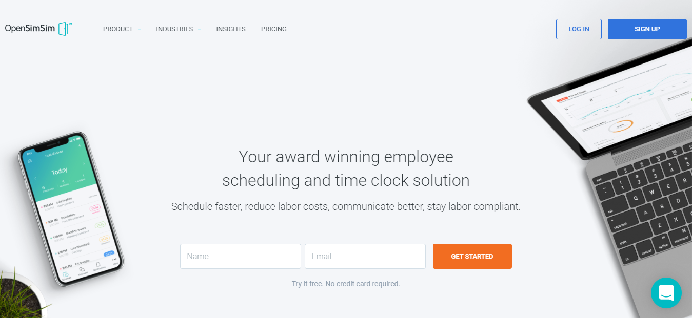 employee scheduling software system